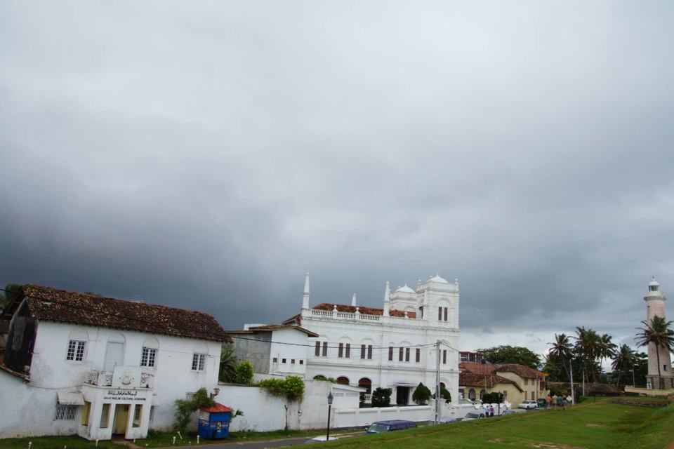 A Church in Galle