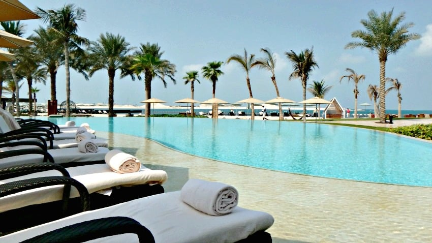 Four Seasons, Jumeirah Beach Resort Dubai