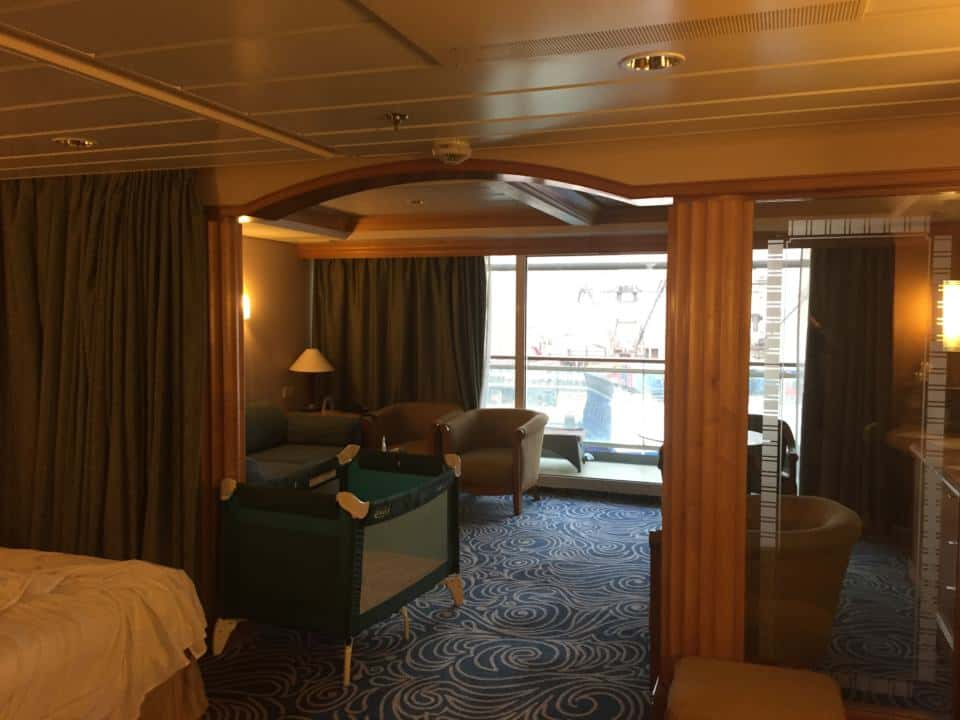 Cruising with infant tips - what stateroom should I book?