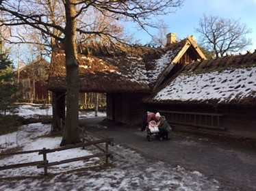 Essential Information and Top Tips for Winter City Breaks with Babies