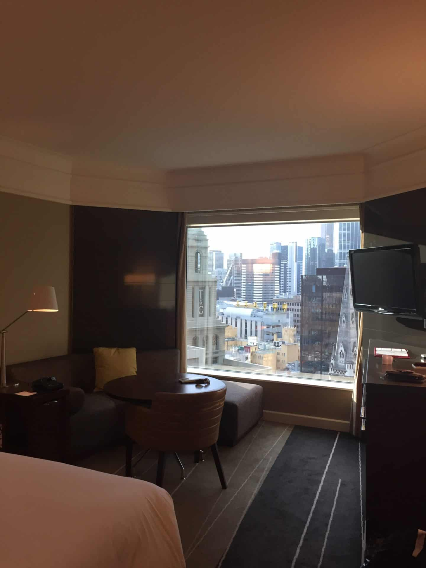 Review of the Grand Hyatt Melbourne