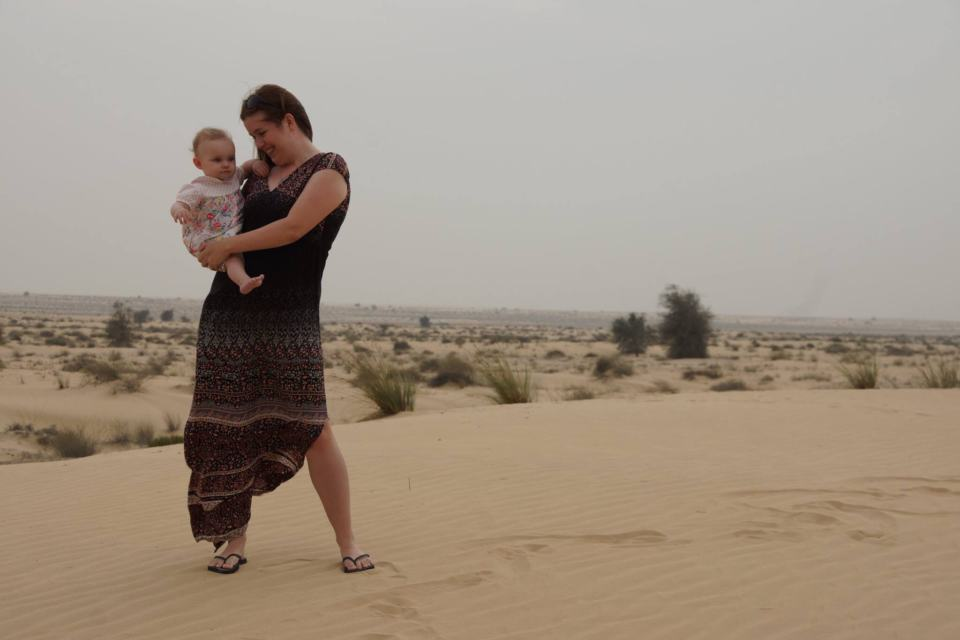 Baby's First Holiday - Dubai at Bab Al Shams - Where to stay in Dubai with a baby or toddler