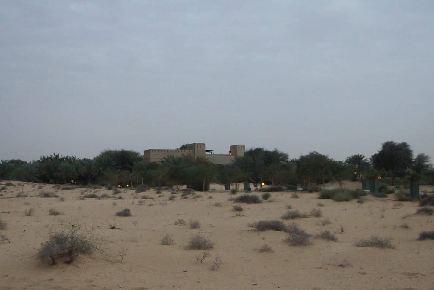 Seeing a different side to Dubai – Bab al Shams Desert Resort