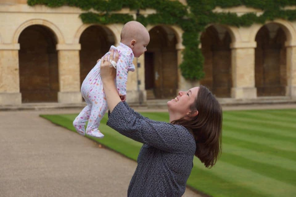 48 hours in Oxford Itinerary with a Baby