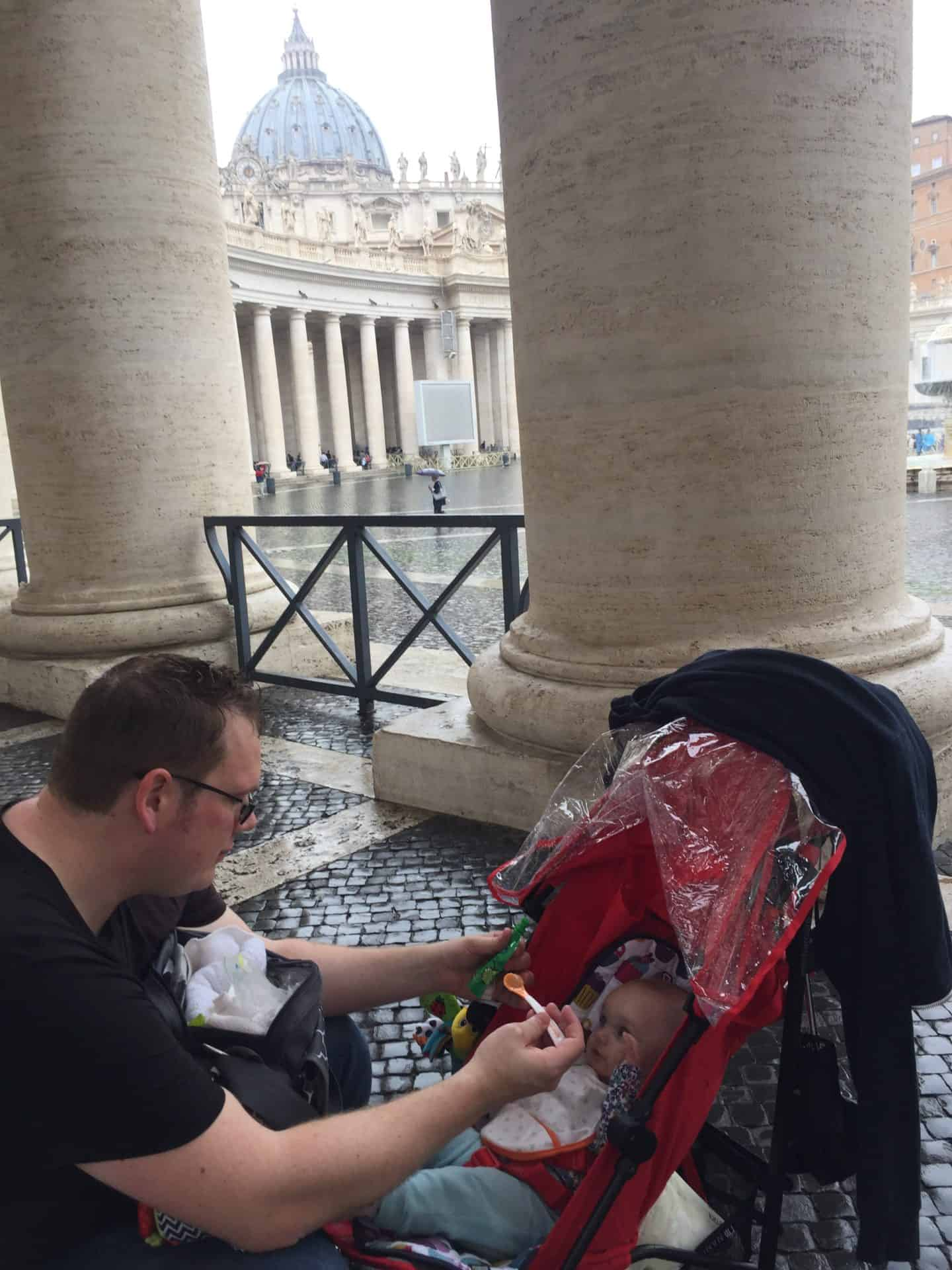 Our baby travel outtakes & the lessons we've learnt