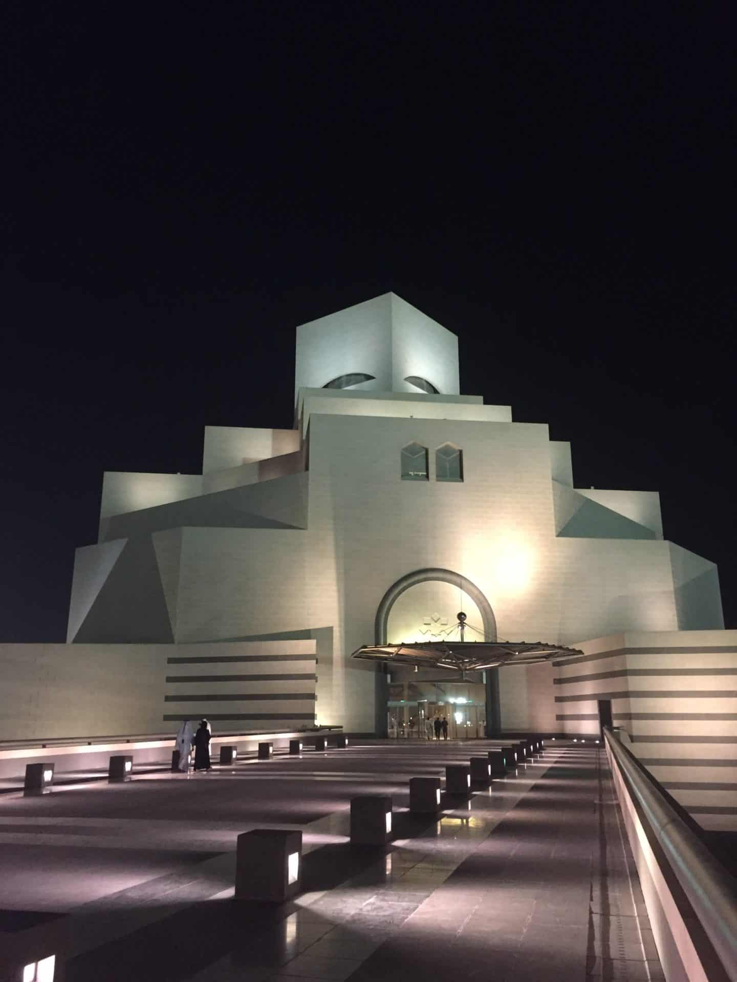 Things to do in Doha at night