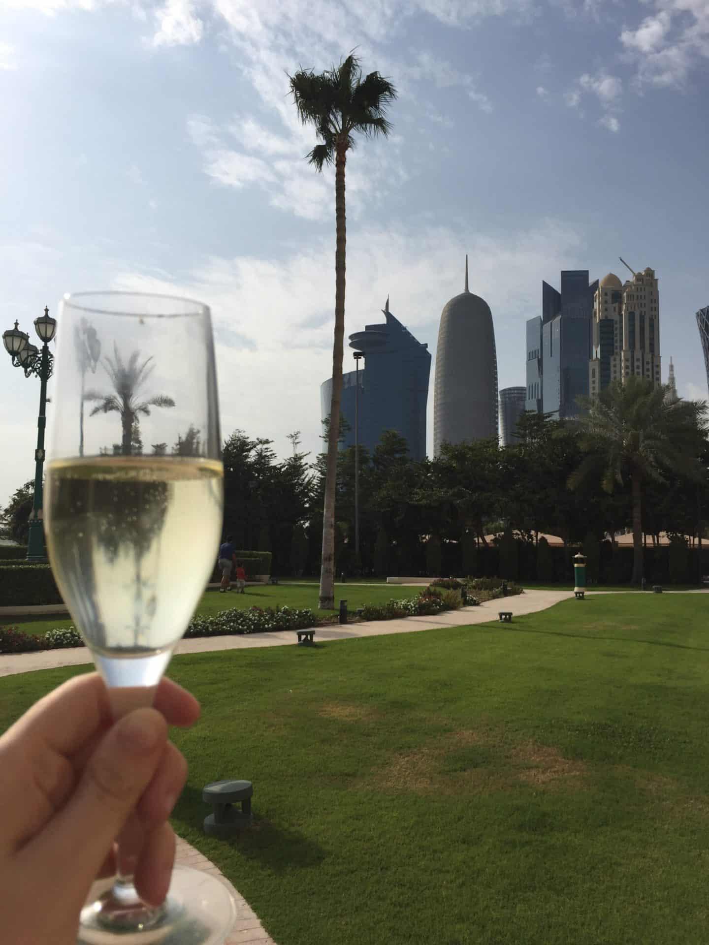 La Veranda brunch review, Doha