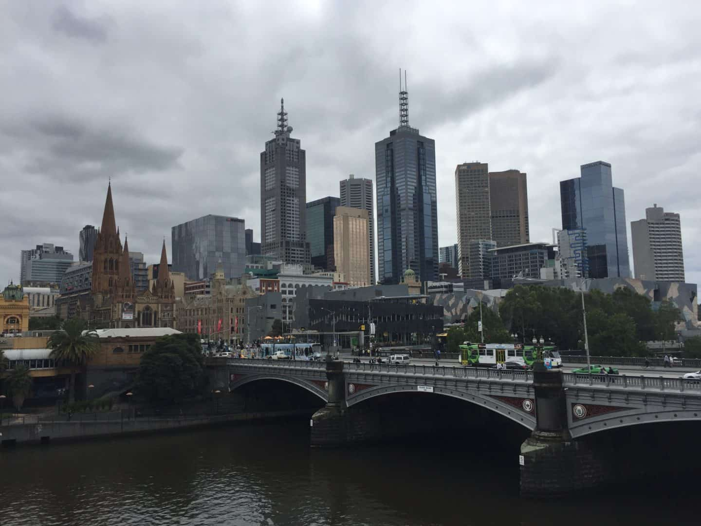 What I learnt on the free Melbourne walking tour