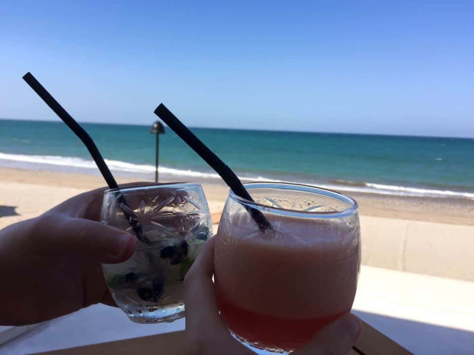 The Chedi, Muscat Oman – the perfect Babymoon Destination