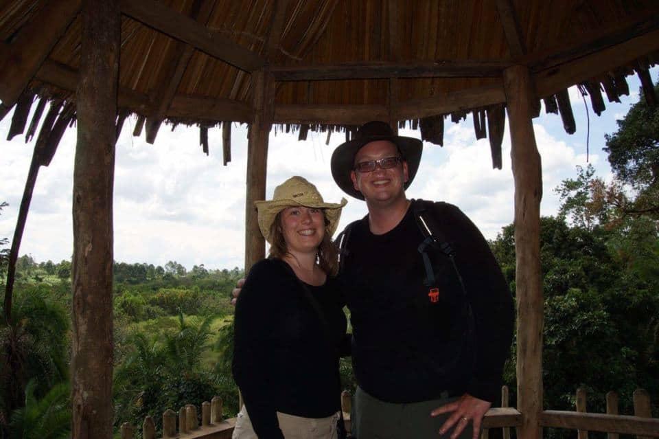 Uganda Swamp Walk