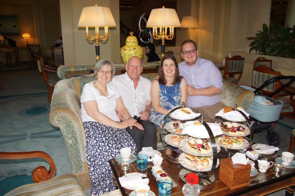 Four Seasons Afternoon Tea Doha Review
