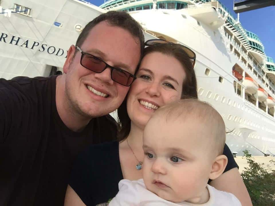 Cruising with a baby! Taking a baby on a cruise