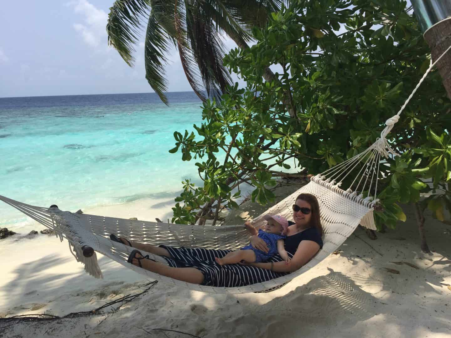 Complete Guide to Visiting The Maldives with a baby, toddler or young children