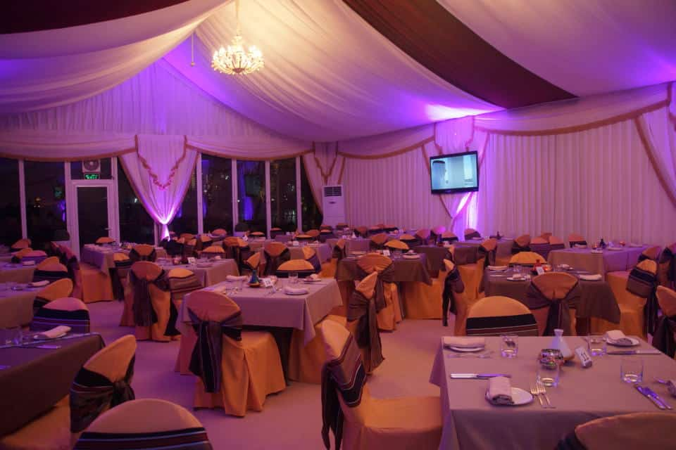 Local touches at the Ramadan Tent Suhoor at the Grand Hyatt Doha