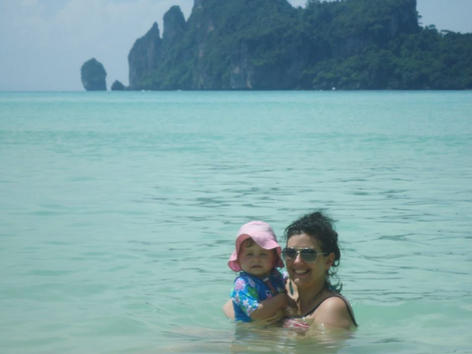 Baby's First Holiday - THailand