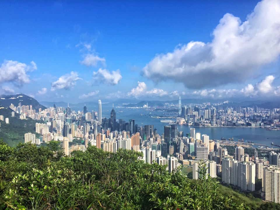 Baby's First Holiday - Hong Kong