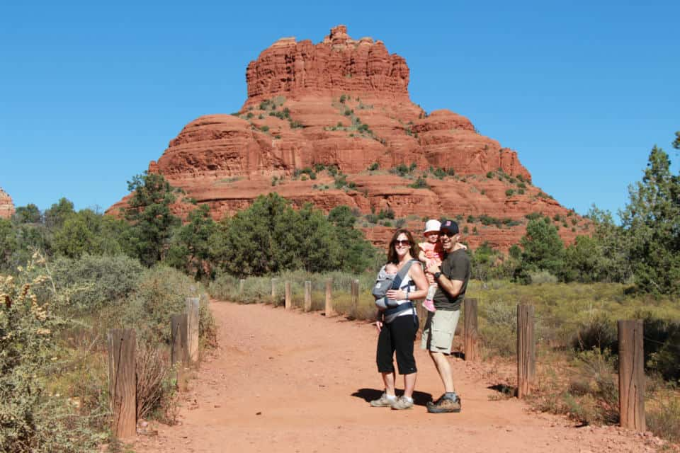 Baby's First Holiday - Sedona