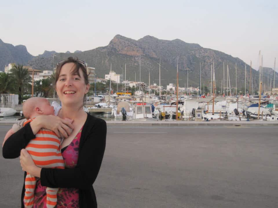 Baby's First Holiday - Mallorca