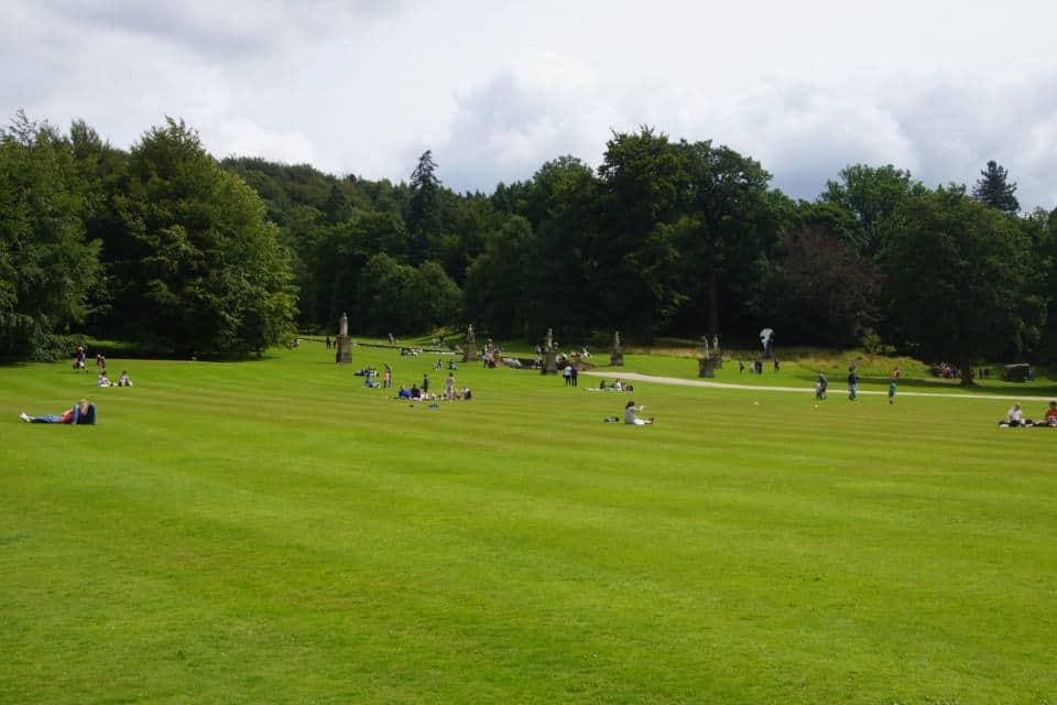 Picnics at Chatsworth