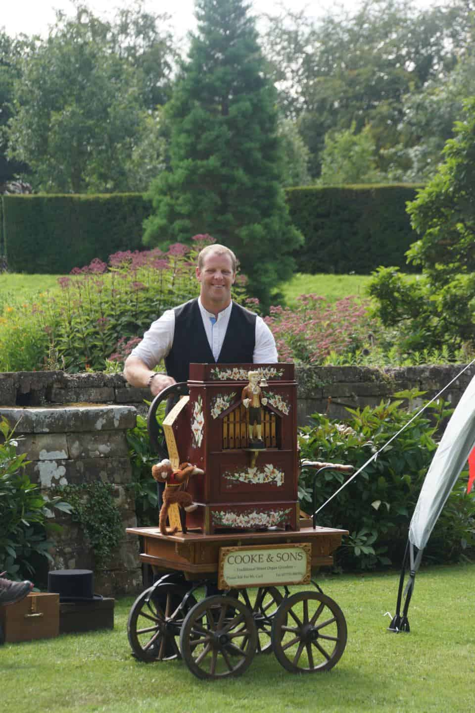organ grinder chatsworth