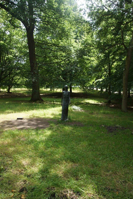 Chatsworth Garden Sculptures