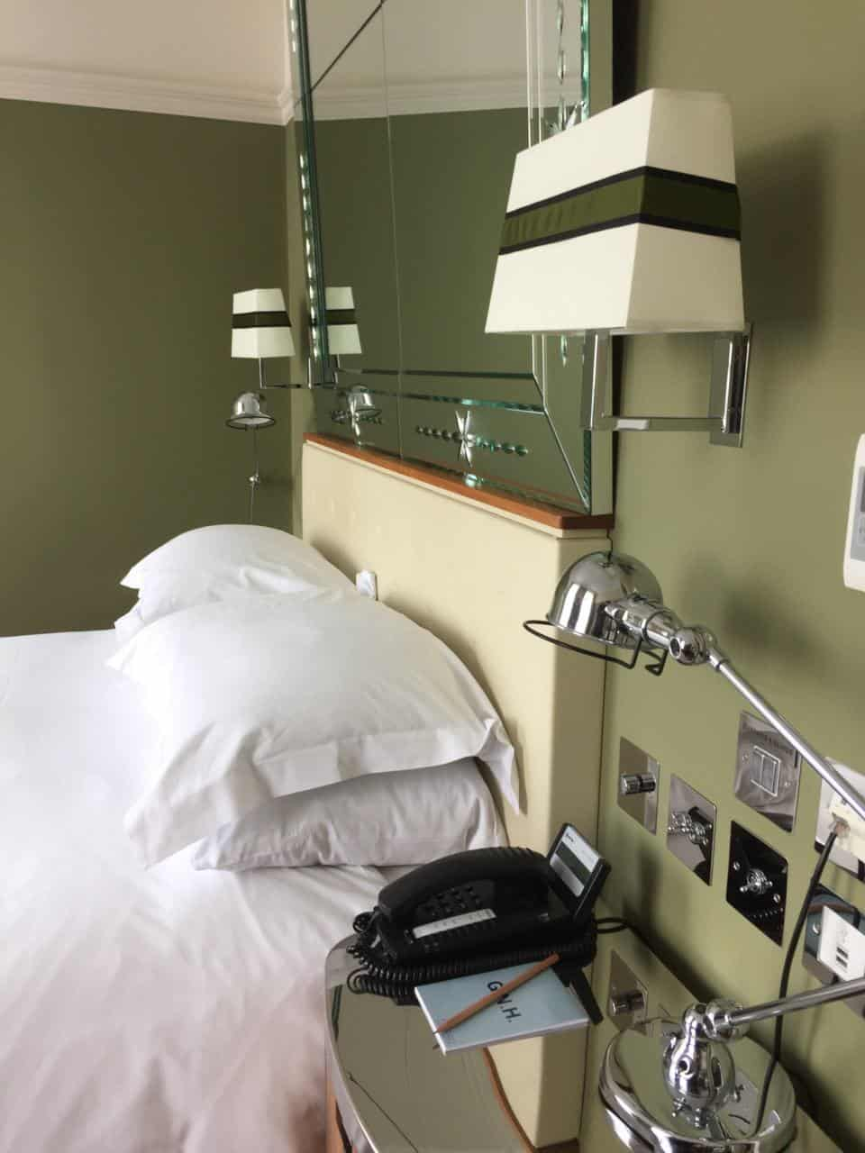 Great Northern Hotel Bedroom