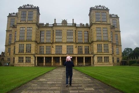 Is Hardwick Hall Family Friendly?