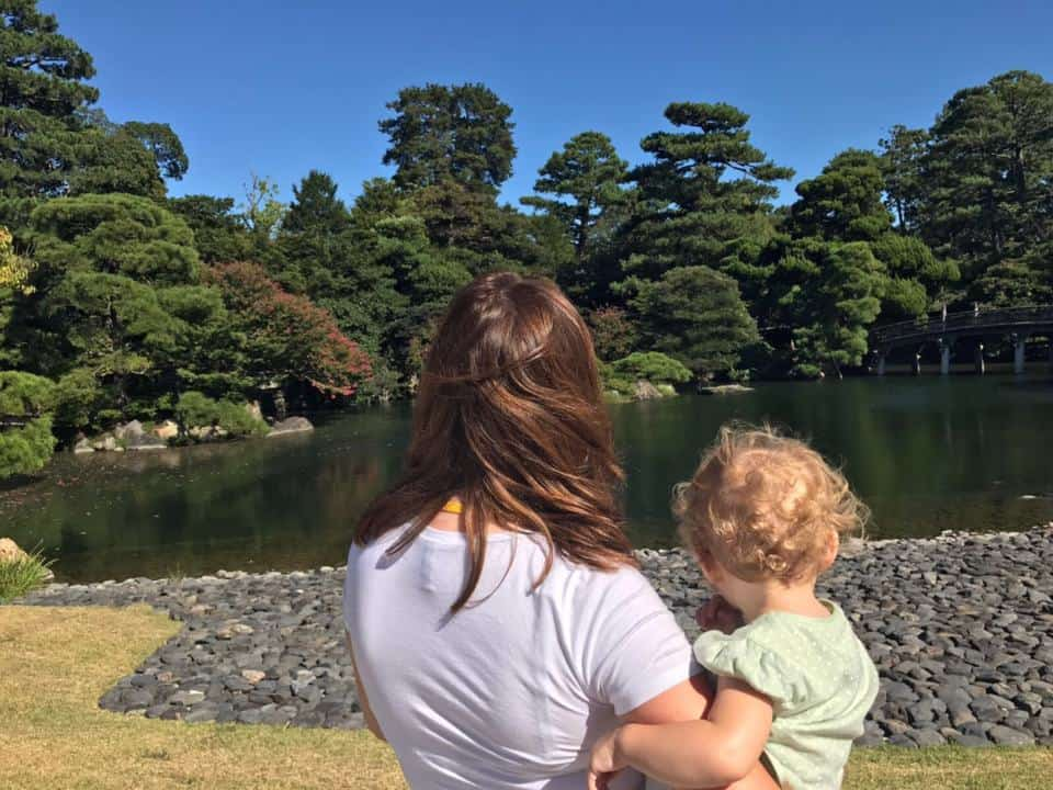 Travelling to Japan with toddlers