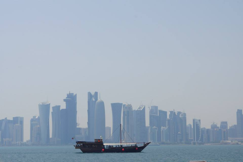 Dhow Cruise - How to do doha in one day