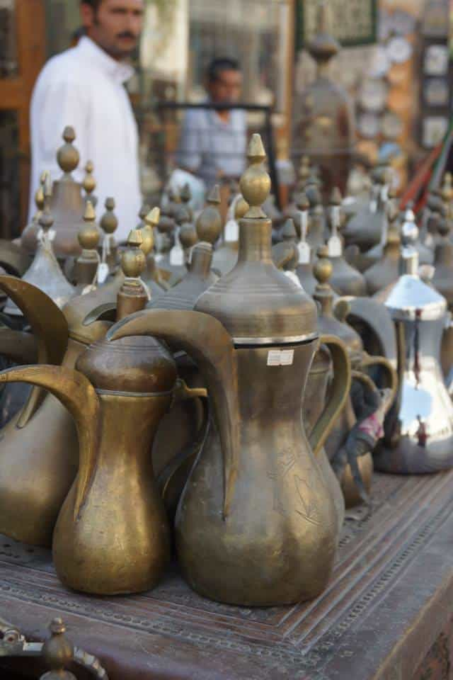 The Souq - one of the things to do in qatar with family in one day in Doha