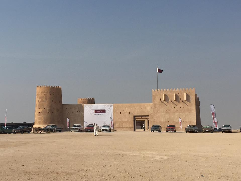 Zubarah - one of the best things to do in Qatar with family