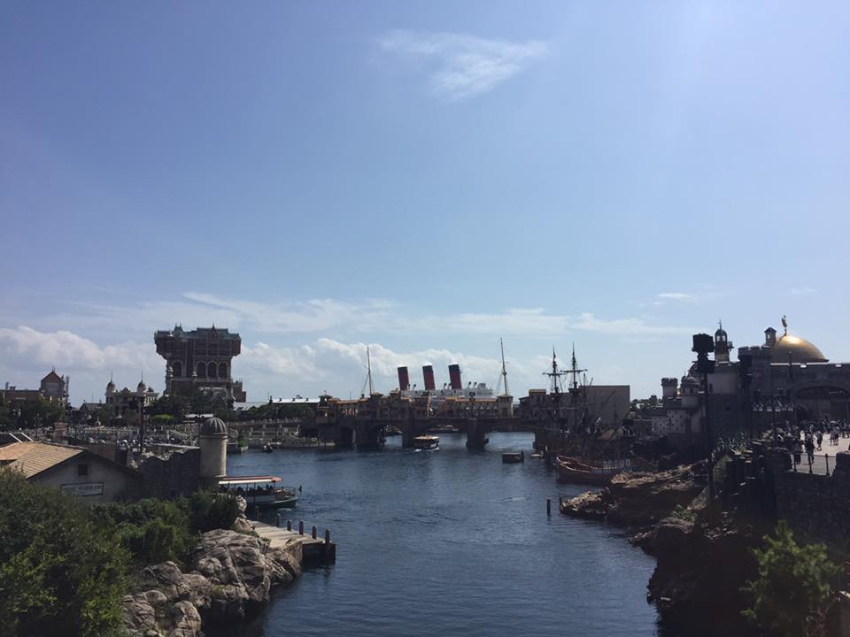Is Tokyo Disneysea toddler friendly