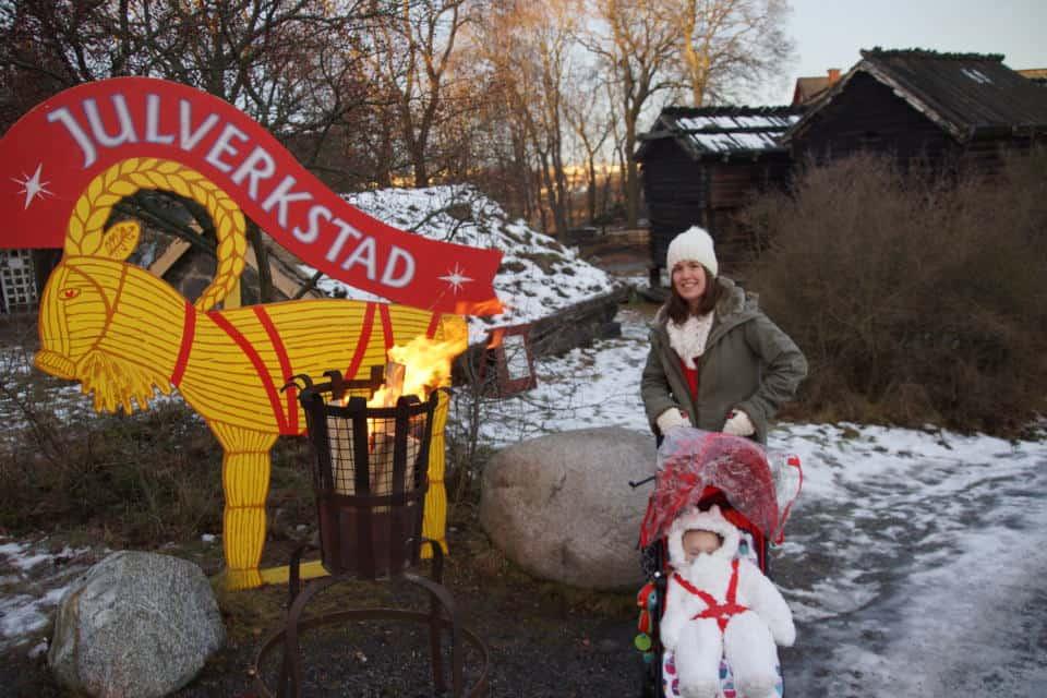 best christmas markets for toddlers - Skansen