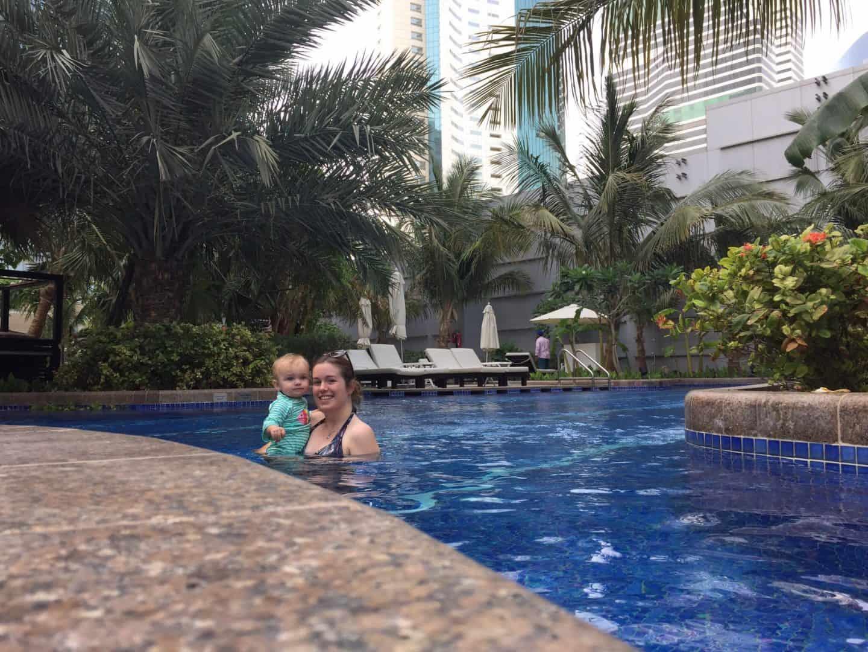 Is the Conrad Dubai family friendly?