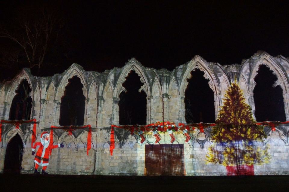 Review: Christmas at York Museum Gardens is it worth it?