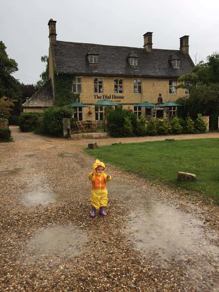 The Cotswolds - The Best Day Trips from London with Kids and toddlers