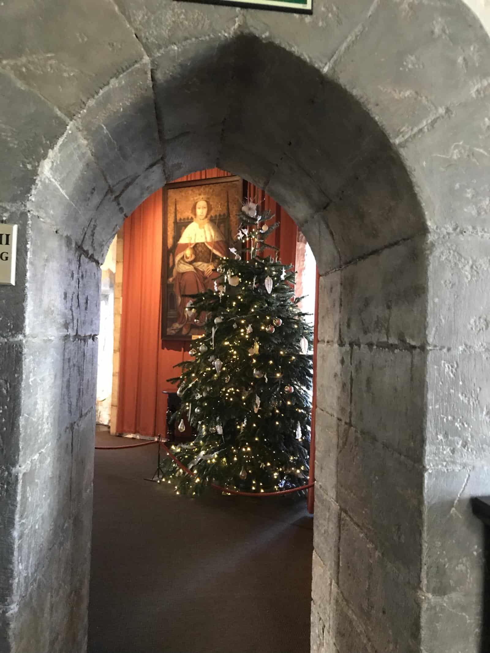 Christmas in the castle