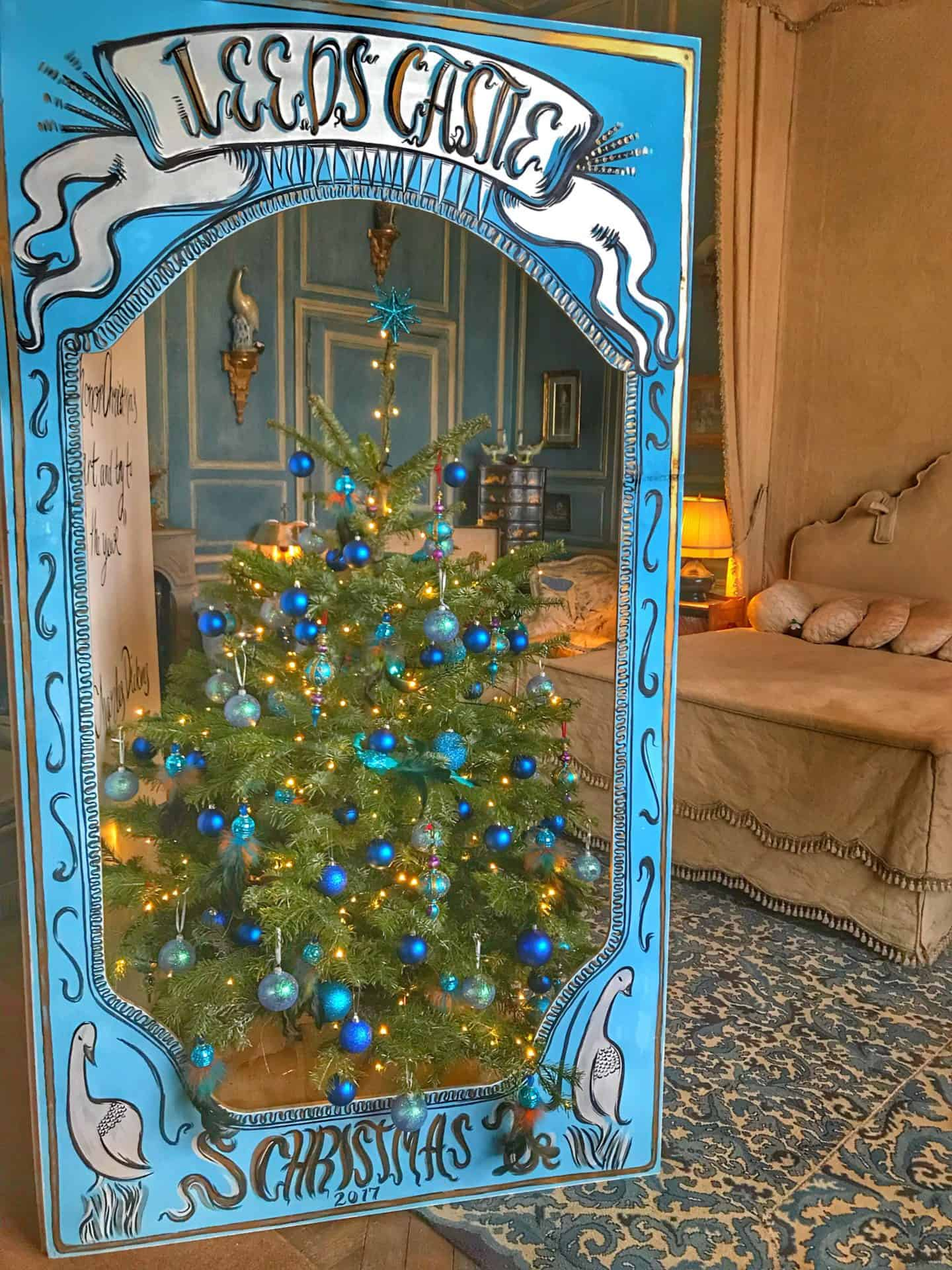 Christmas at Leeds Castle Review: the loveliest castle in the world at the most wonderful time of year