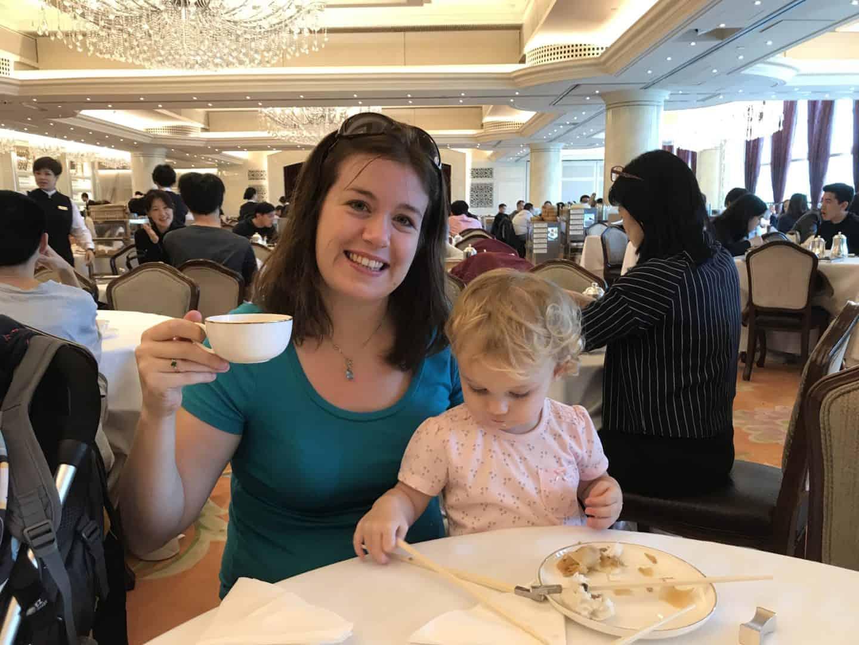 Maxims Dim Sum – best Hong Kong Dim Sum?