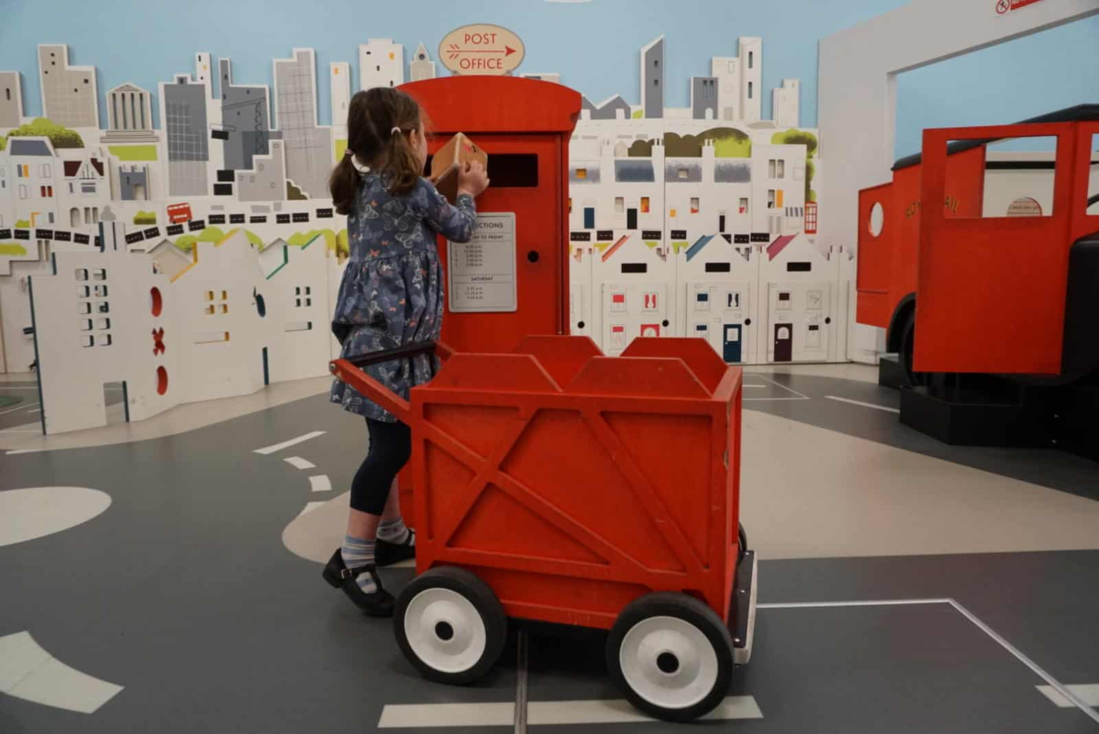 Best Museums for Kids in London - the british postal museum