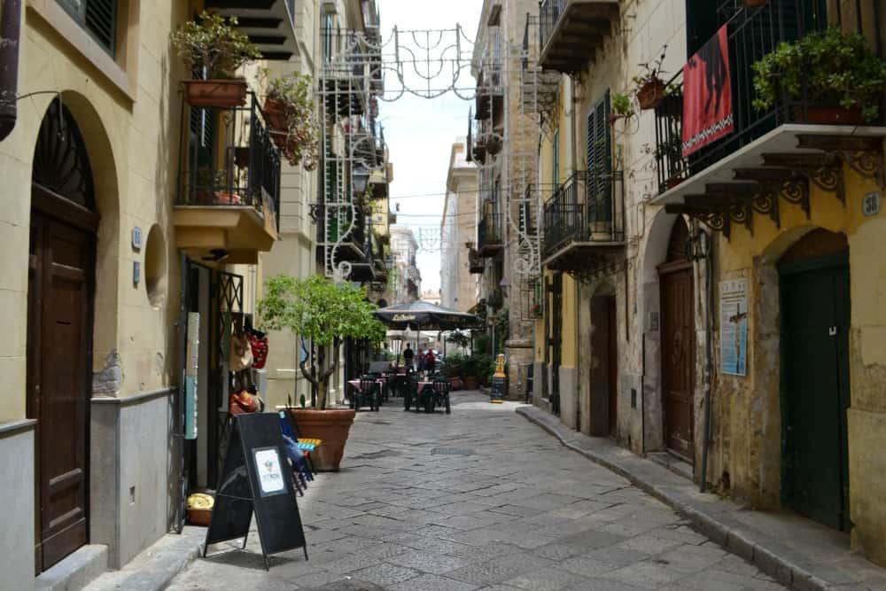 Palermo Cruise Port