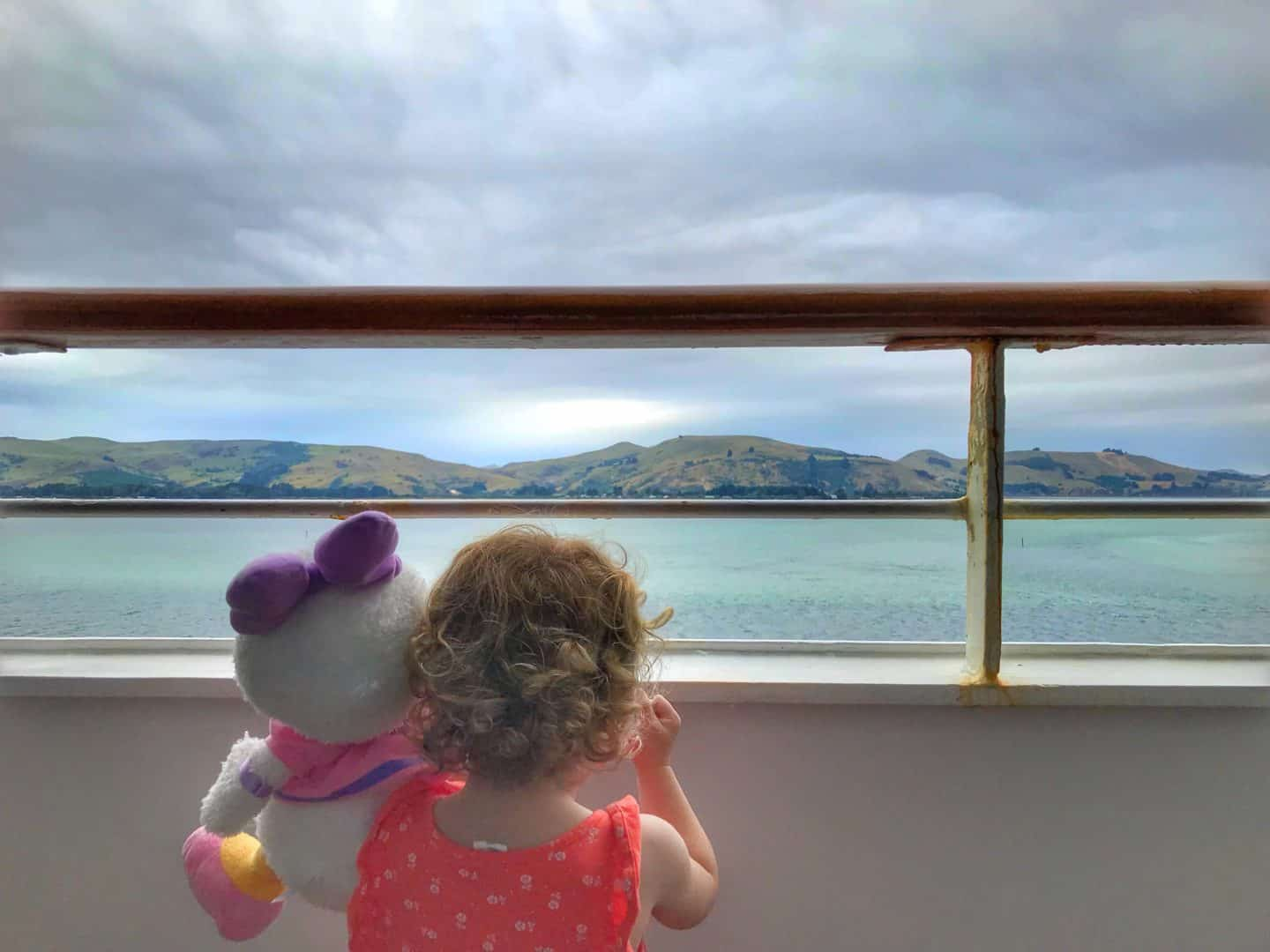 Cruising with a Toddler – everything you need to know