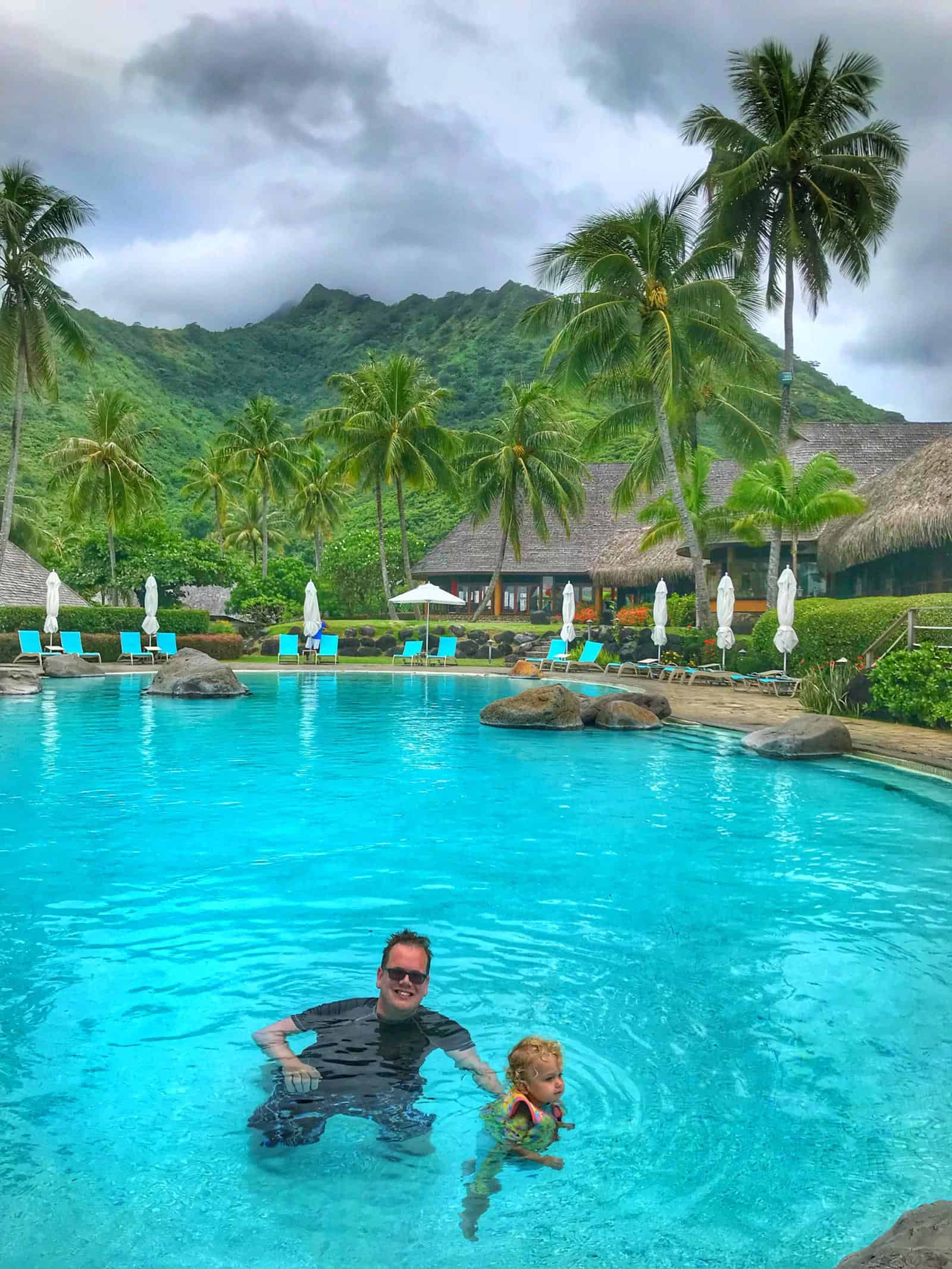 Best Things to do in Moorea - Day Pass at Hilton Moorea - Where to Stay in Moorea