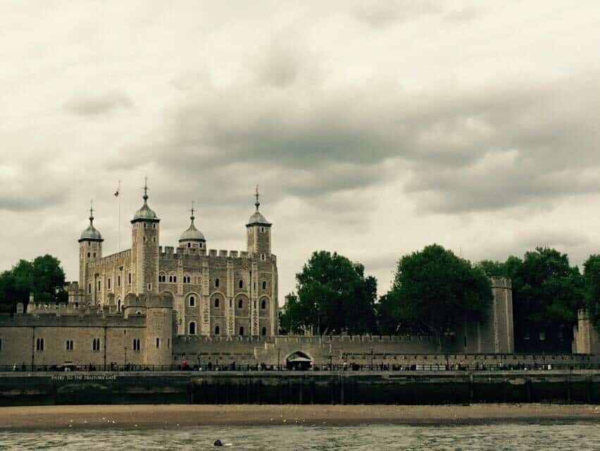 Tower of London perfect for a family trip to london