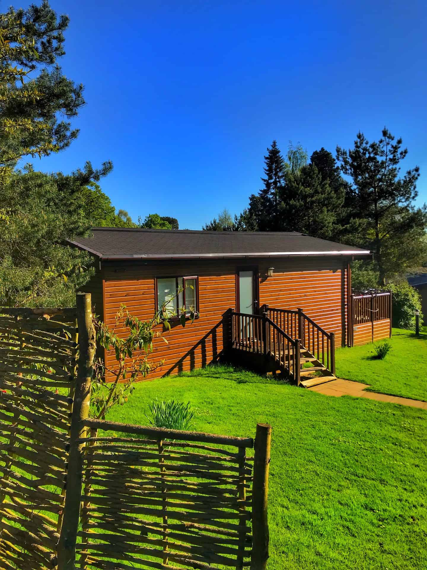 Review of Sandybrook Peak District Luxury Lodges