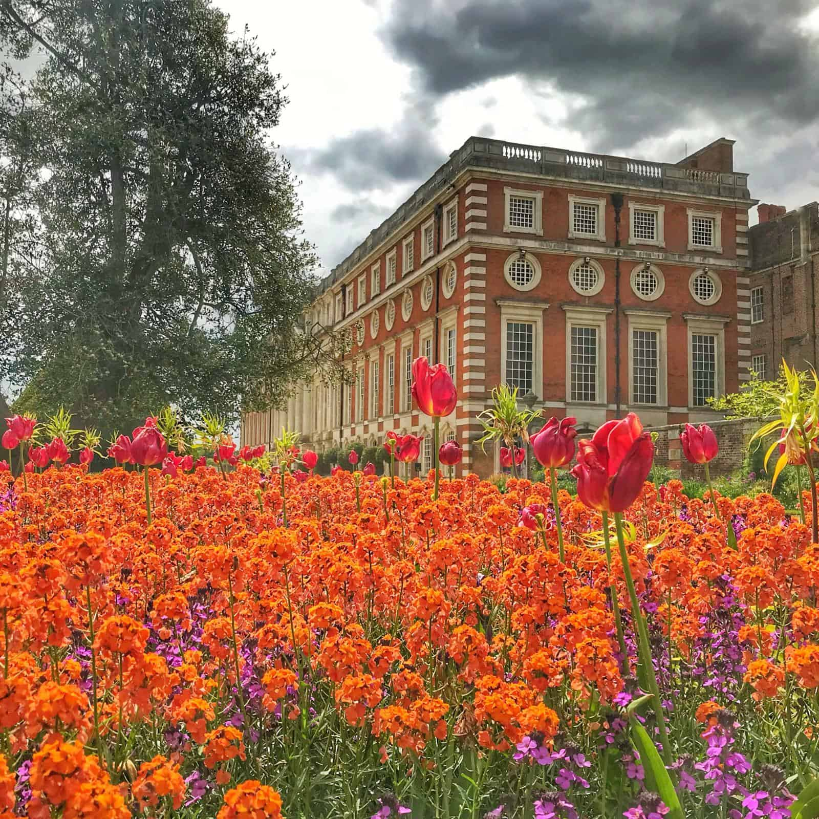Hampton Court Palace - one of the best things to do in London for kids