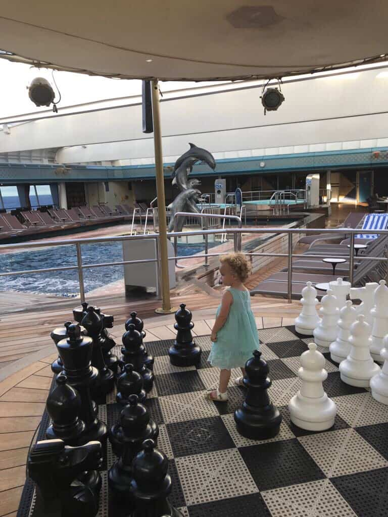 Toddler on Holland America Cruise - Is holland america for families?
