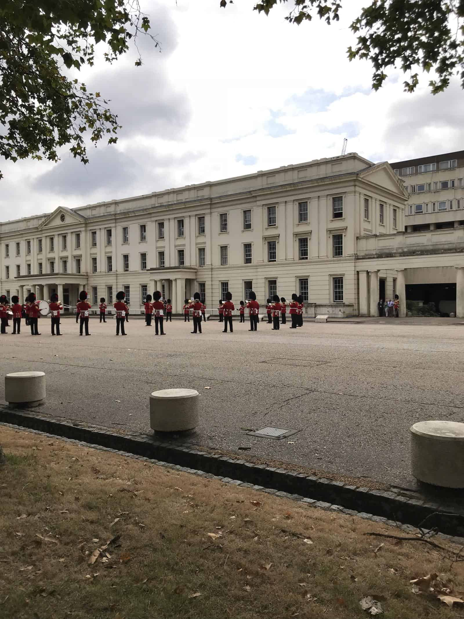Changing of the guard - a must for london in 4 days - how to spend 4 days in london