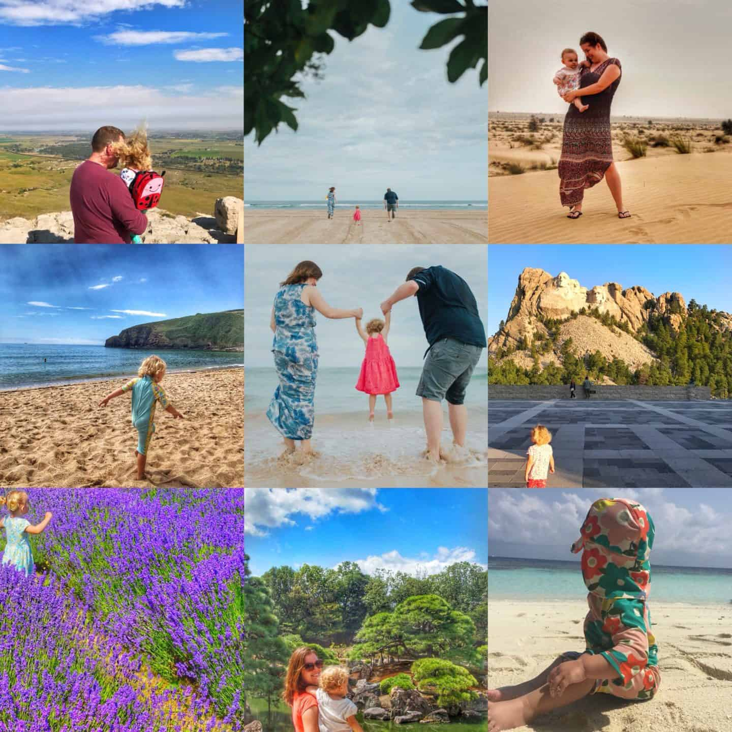 10 UK family travel Instagram accounts that are sure to give you wanderlust