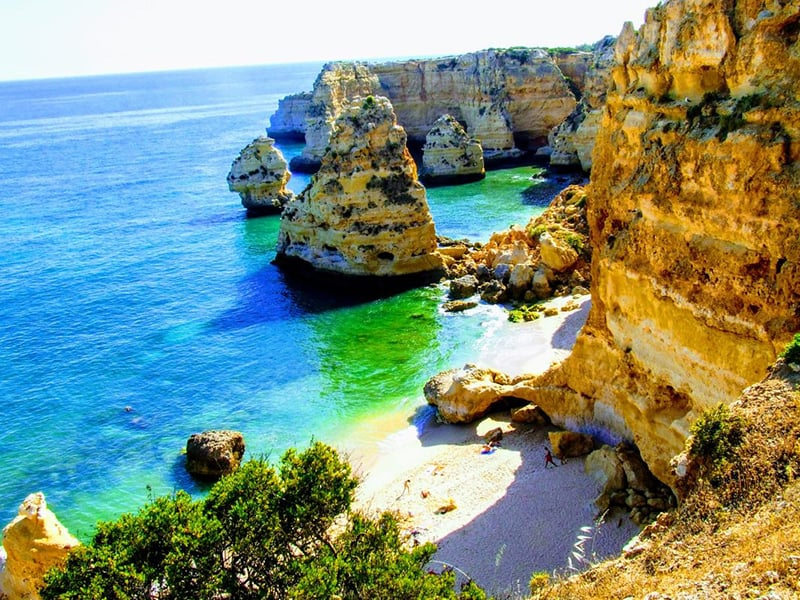 Zika free babymoon beach destinations in Europe